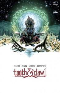 The Autumnlands Tooth and Claw 1 cover
