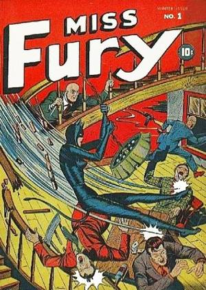 300px-Miss_Fury_Vol_1_1