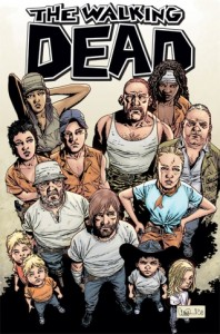 The Walking Dead is one of the many popular Image comics available via its new subscription model.