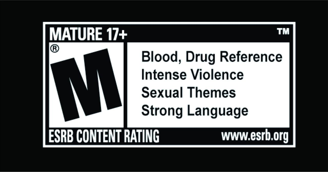 Mature-ESRB-rating