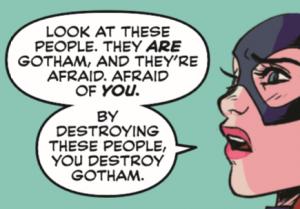 Gotham - Batgirl 40