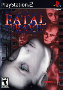 Fatal Frame PS2 Coverart