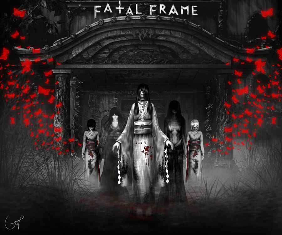 Horrifying Retrospectives: Fatal Frame 4: Mask of the Lunar Eclipse ...