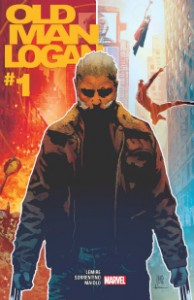 Old Man Logan cover