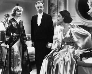 My Man Godfrey (1936) Directed by Gregory La Cava Shown from left: Carole Lombard (as Irene Bullock), William Powell (as Godfrey Smith/Godfrey 'Duke' Parke), Gail Patrick (as Cornelia Bullock)