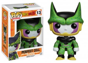 dragon ball funko pop perfect cell
