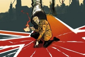 Constantine The Hellblazer Volume #1 Featured Image