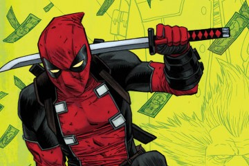 Deadpool & the Mercs for Money #1 Featured Image