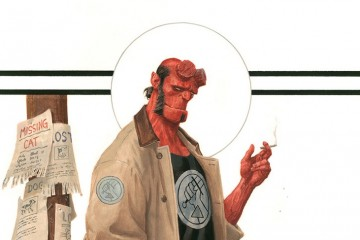 Hellboy Beyond the Fences #1 Featured Image