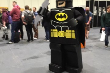 LSCC - Lego Batman Cosplay
