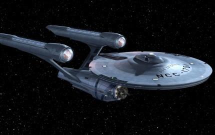 USS Enterprise - Star treck