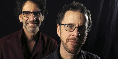 "Directors Joel Coen (L) and Ethan Coen pose for a photo in Los Angeles, California, November 15, 2013. For their new film, ""Inside Llewyn Davis,"" the brothers Coen painted themselves into this corner: They needed an actor for the title role of a struggling folk singer in the early 1960s who could carry an entire movie, be in every scene, convince the audience he was a musician and play songs live in their entirety multiple times. Oscar Isaac, 33, a Guatemala-born, Miami-raised actor and musician trained at the Juilliard School, turned out to be the ticket. Picture taken November 15. To match story FILM-INSIDELLEWYNDAVIS/  REUTERS/David McNew (UNITED STATES - Tags: ENTERTAINMENT SOCIETY PORTRAIT) - RTX162M8"