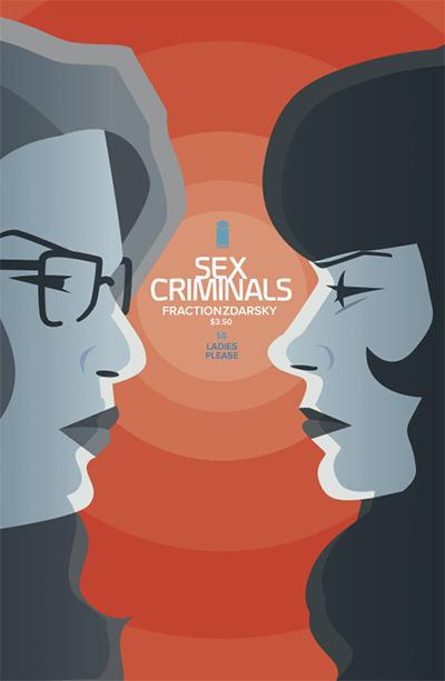 Sex Criminals #14 Cover
