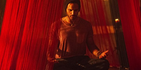 "THE MAGICIANS -- ""Mendings, Major and Minor"" Episode 105 -- Pictured: Arjun Gupta as Penny -- (Photo by: Carole Segal/Syfy)"