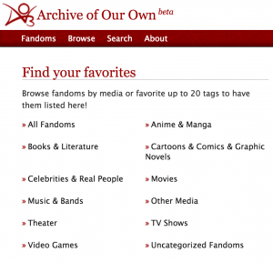 Archive of Our Own