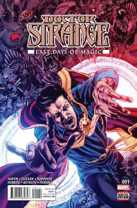 Dr. Strange: Last Days of Magic #1