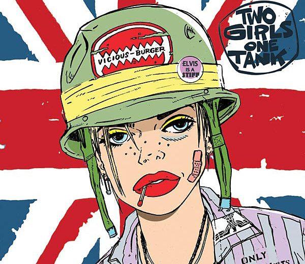 Tank Girl Book 1
