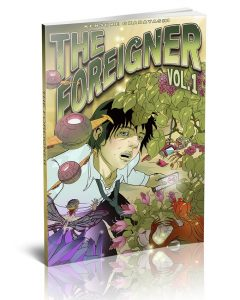 The Foreigner, Vol. 1