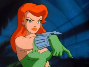 Pretty Poison marks the first appearance of Poison Ivy within Batman: The Animated Series
