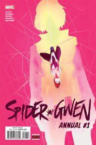 Spider-Gwen Annual