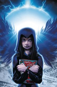 Cover of Raven #1