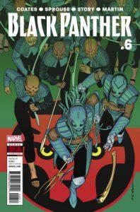 Black Panther # 6