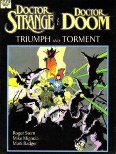 Doctor Strange: Triumph & Torment Graphic Novel