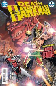 Death of Hawkman #1