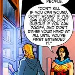 Words by Gail Simone, art by Bernard Chang