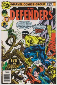 Power Man in the Defenders