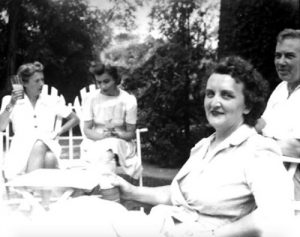 Olive Byrne, Joye Murchison, Elizabeth Holloway Marston, Dr. William Moulton Marston