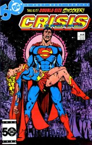 The Death of Supergirl: Crisis on Infinite Earths #7