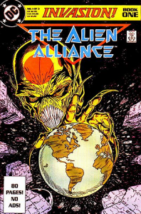 Book 1: the Alien Alliance