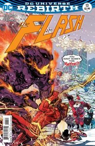 the Flash #13