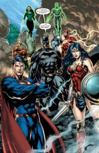The Justice League is less then thrilled with Task Force X