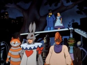 Wonderland characters