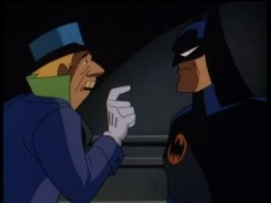 Batman and Mad Hatter - Perchance to Dream