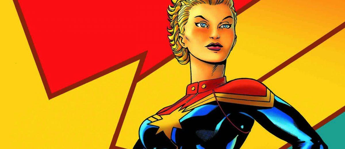 Captain Marvel Thong