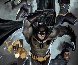 BatmanOUtsiders