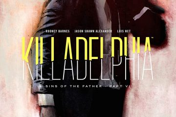 Killadelphia #6 cover
